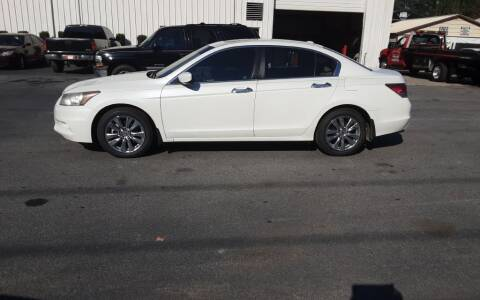 2011 Honda Accord for sale at Mathews Used Cars, Inc. in Crawford GA
