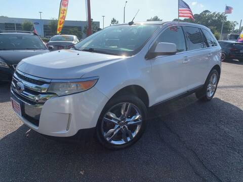 2011 Ford Edge for sale at 1st Choice Auto Sales in Newport News VA