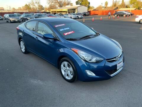 2013 Hyundai Elantra for sale at Mega Motors Inc. in Stockton CA