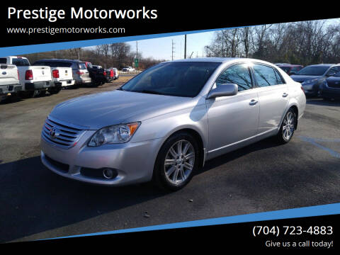 2010 Toyota Avalon for sale at Prestige Motorworks in Concord NC