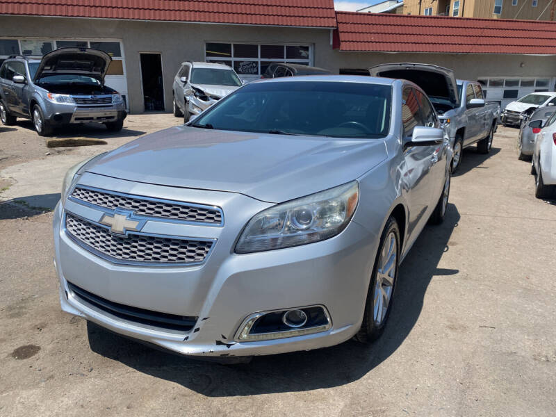 2013 Chevrolet Malibu for sale in Denver, CO