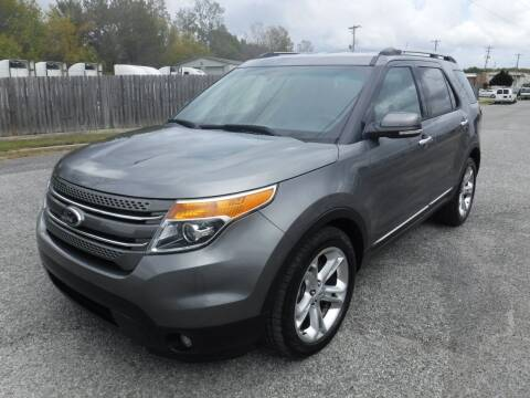 2014 Ford Explorer for sale at AutoMax of Memphis - Logan Karr in Memphis TN