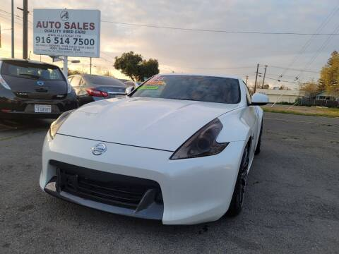 2011 Nissan 370Z for sale at A1 Auto Sales in Sacramento CA
