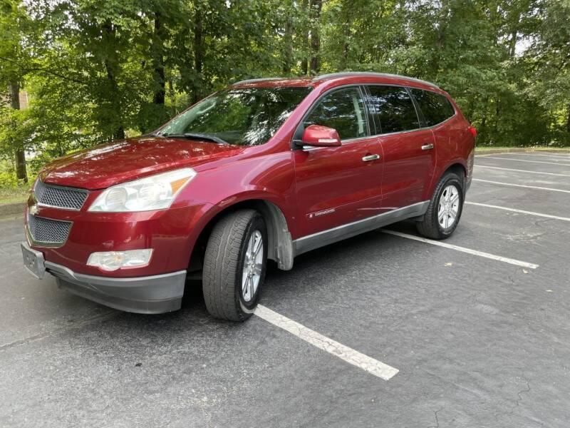 2009 Chevrolet Traverse for sale at A.P. Atlanta, Inc in Sandy Springs GA