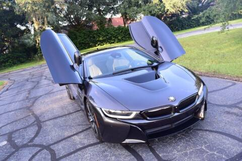 2015 BMW i8 for sale at Monaco Motor Group in Orlando FL