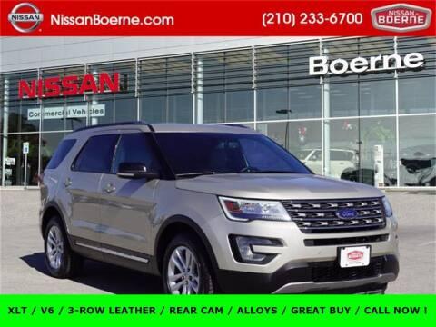 2017 Ford Explorer for sale at Nissan of Boerne in Boerne TX
