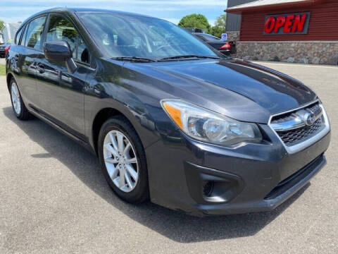 2012 Subaru Impreza for sale at Elvis Auto Sales LLC in Grand Rapids MI