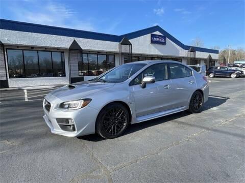 2016 Subaru WRX for sale at Impex Auto Sales in Greensboro NC
