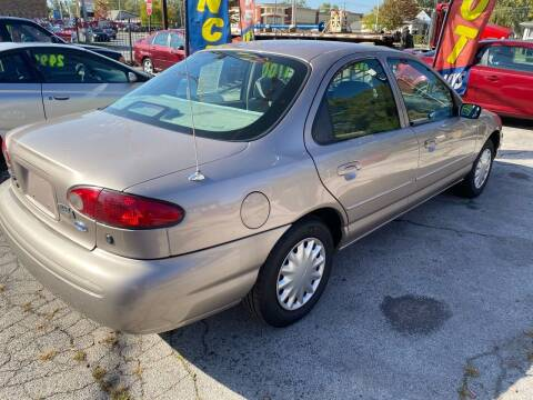 1996 Ford Contour for sale at Carfast Auto Sales in Dolton IL