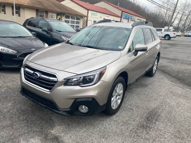 2018 Subaru Outback for sale at THE AUTOMOTIVE CONNECTION in Atkins VA
