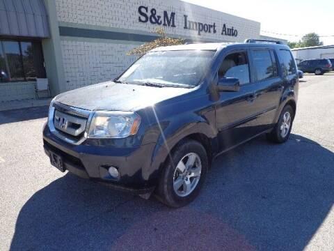 2011 Honda Pilot for sale at S & M IMPORT AUTO in Omaha NE