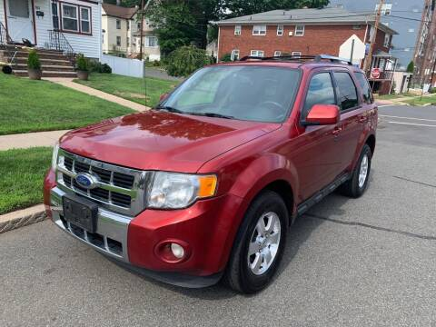 2012 Ford Escape for sale at Pinnacle Automotive Group in Roselle NJ