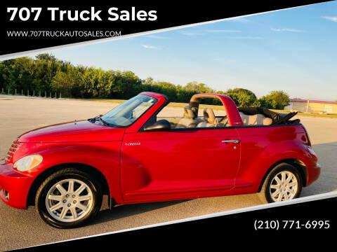 2006 Chrysler PT Cruiser for sale at 707 Truck Sales in San Antonio TX