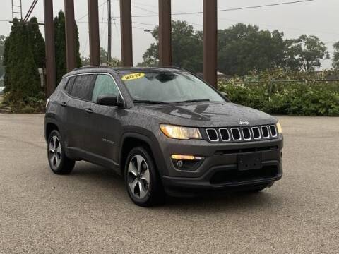 2018 Jeep Compass for sale at Betten Baker Preowned Center in Twin Lake MI