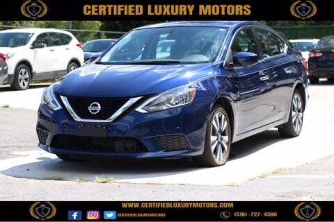 2019 Nissan Sentra for sale at Certified Luxury Motors in Great Neck NY