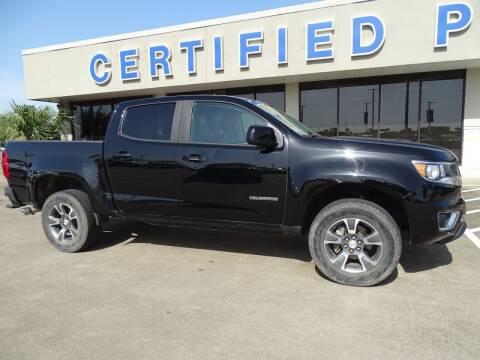 2017 Chevrolet Colorado for sale at Mac Haik Ford Pasadena in Pasadena TX