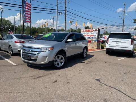 2012 Ford Edge for sale at L.A. Trading Co. Woodhaven in Woodhaven MI