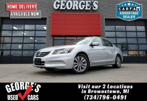 2012 Honda Accord for sale at George's Used Cars - Pennsylvania & Allen in Brownstown MI