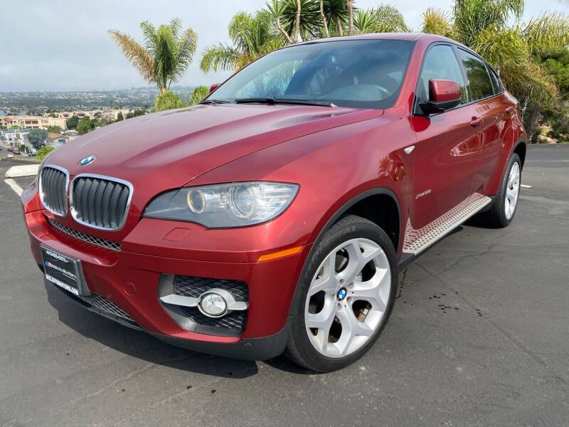 2011 BMW X6 for sale at Bozzuto Motors in San Diego CA
