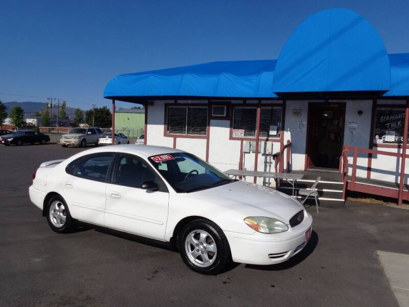 2005 Ford Taurus for sale at Jim's Cars by Priced-Rite Auto Sales in Missoula MT
