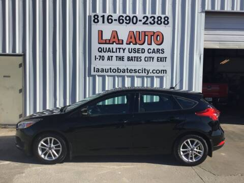 2016 Ford Focus for sale at LA AUTO in Bates City MO