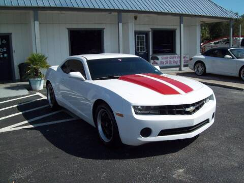 2013 Chevrolet Camaro for sale at LONGSTREET AUTO in St Augustine FL