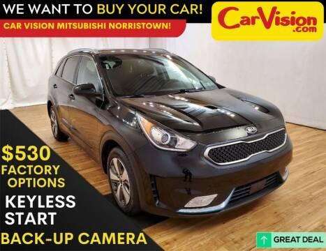 2018 Kia Niro Plug-In Hybrid for sale at Car Vision Mitsubishi Norristown in Trooper PA