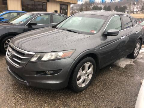 2012 Honda Crosstour for sale at Matt Jones Preowned Auto in Wheeling WV
