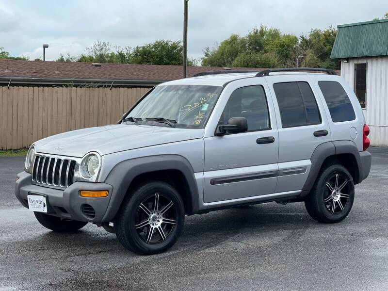2003 Jeep Liberty for sale at ASTRO MOTORS in Houston TX