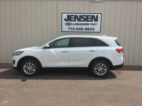 2018 Kia Sorento for sale at Jensen's Dealerships in Sioux City IA