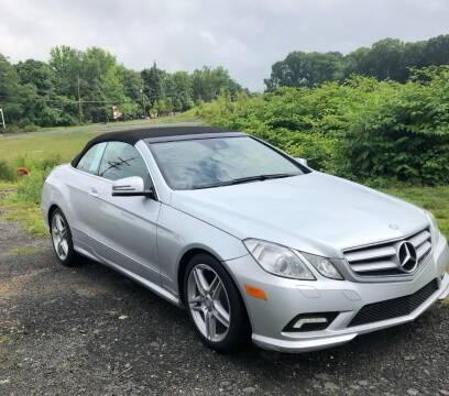 2011 Mercedes-Benz E-Class for sale at Postorino Auto Sales in Dayton NJ
