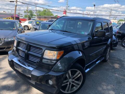 2011 Dodge Nitro for sale at MAGIC AUTO SALES in Little Ferry NJ