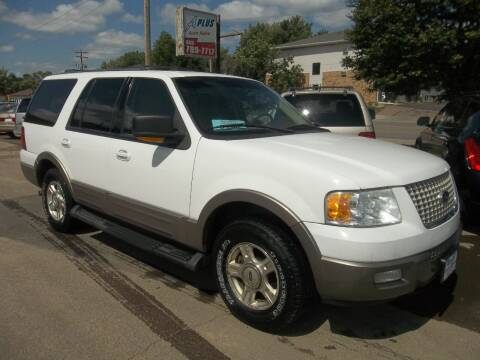 2003 Ford Expedition for sale at A Plus Auto Sales in Sioux Falls SD