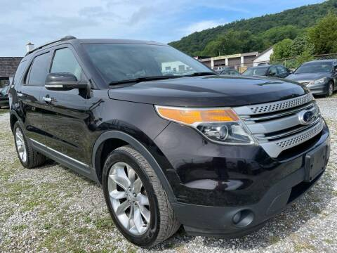 2014 Ford Explorer for sale at Ron Motor Inc. in Wantage NJ