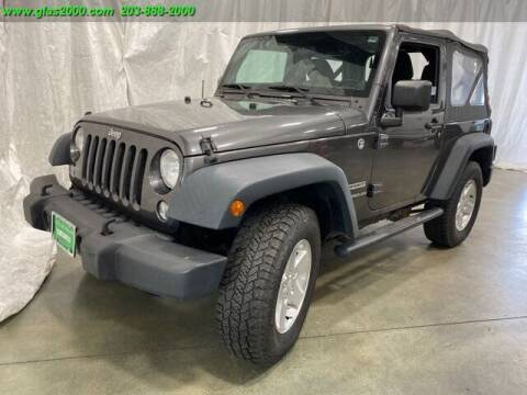 2014 Jeep Wrangler for sale at Green Light Auto Sales LLC in Bethany CT