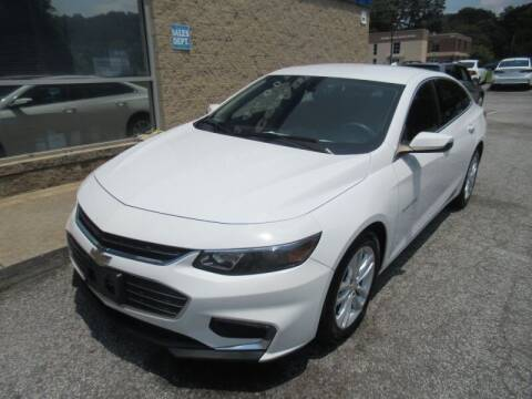 2018 Chevrolet Malibu for sale at Southern Auto Solutions - 1st Choice Autos in Marietta GA