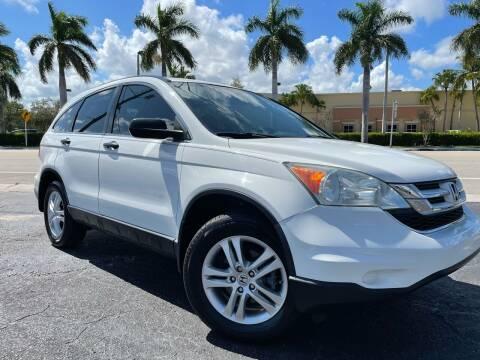 2011 Honda CR-V for sale at Kaler Auto Sales in Wilton Manors FL