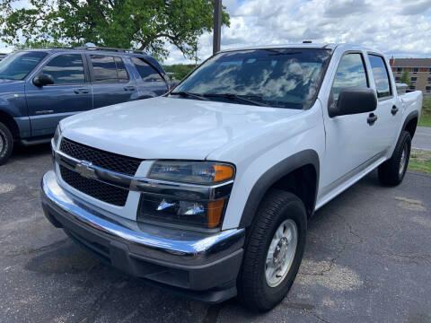 2006 Chevrolet Colorado for sale at Blake Hollenbeck Auto Sales in Greenville MI