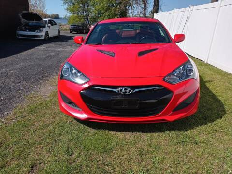 2013 Hyundai Genesis Coupe for sale at John Lombardo Enterprises Inc in Rochester NY