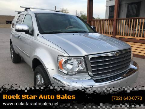2008 Chrysler Aspen for sale at Rock Star Auto Sales in Las Vegas NV