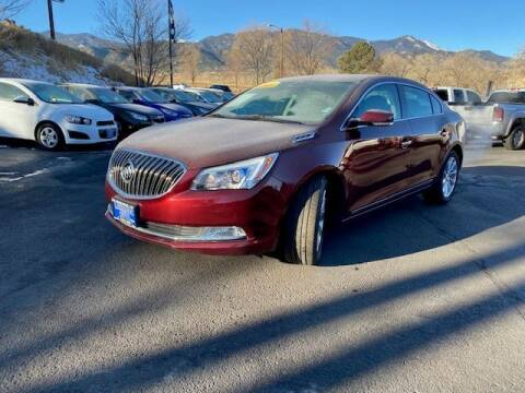 2016 Buick LaCrosse for sale at Lakeside Auto Brokers Inc. in Colorado Springs CO
