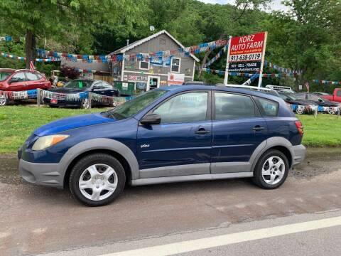 2004 Pontiac Vibe for sale at Korz Auto Farm in Kansas City KS