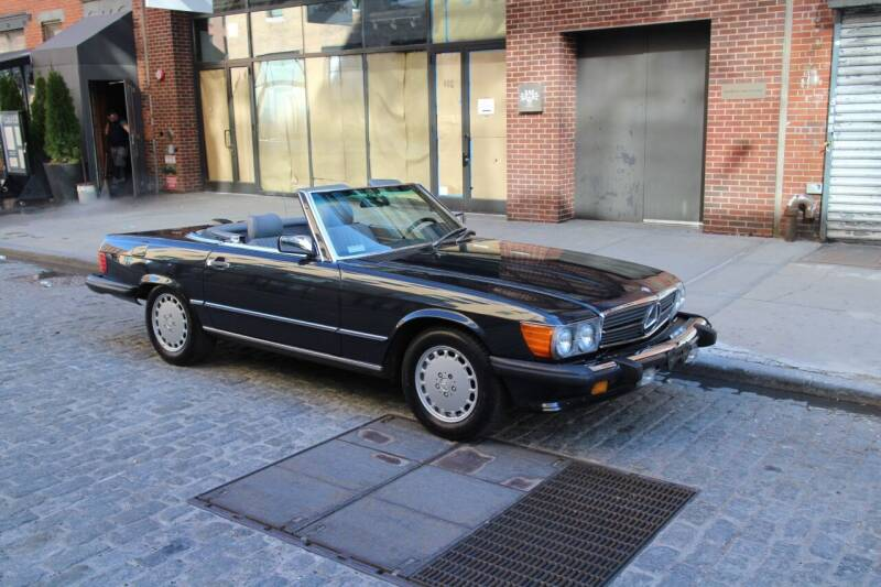 1987 Mercedes-Benz 560-Class for sale in New York, NY