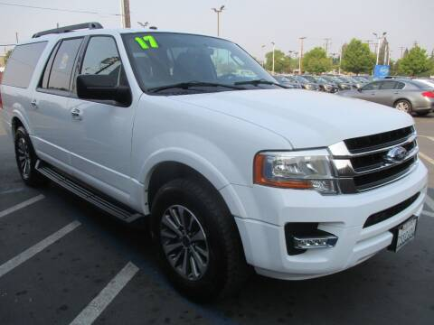 2017 Ford Expedition EL for sale at Choice Auto & Truck in Sacramento CA