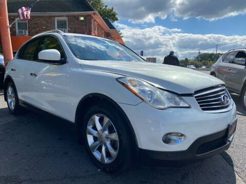 2010 Infiniti EX35 for sale at Bloomingdale Auto Group - The Car House in Butler NJ
