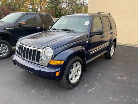 2005 Jeep Liberty for sale at My Town Auto Sales in Madison Heights MI