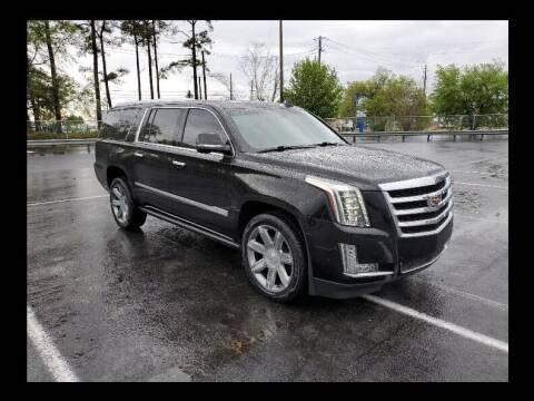 2017 Cadillac Escalade ESV for sale at Gulf Financial Solutions Inc DBA GFS Autos in Panama City Beach FL