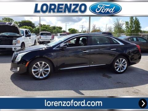 2014 Cadillac XTS for sale at Lorenzo Ford in Homestead FL