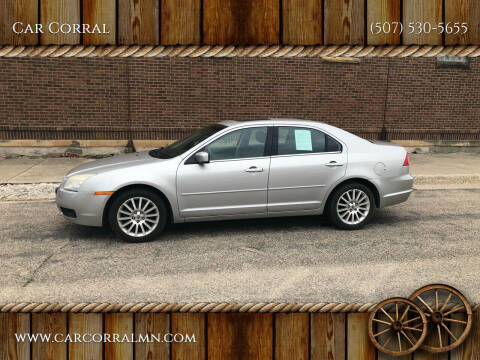 2007 Mercury Milan for sale at Car Corral in Tyler MN