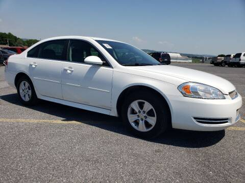 2012 Chevrolet Impala for sale at Autobahn Motor Group in Willow Grove PA